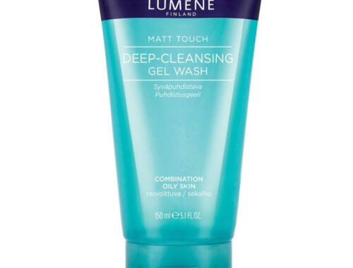 Lumene MATT TOUCH для очищения кожи