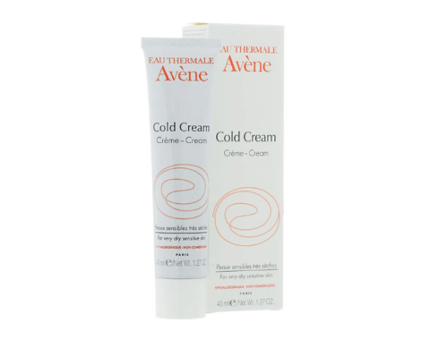 Avene Cold Cream для сухой кожи тела
