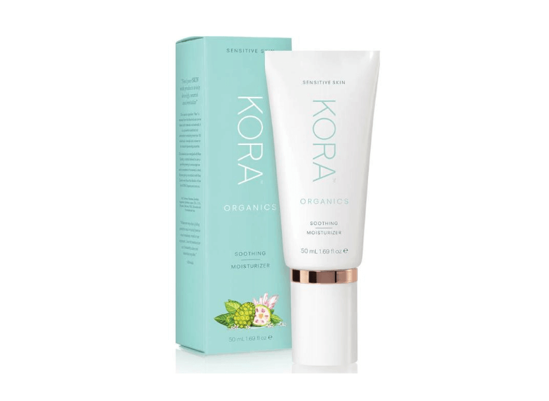 KORA Organics крем для увлажнения кожи