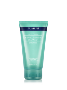 Косметика Lumene - очищение кожи.