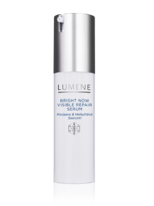 Косметика Lumene - линия Bright Now Visible Repair
