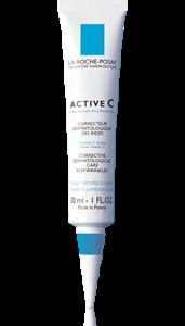 Косметика La Roche-Posay - линия Active C, борьба с перждевременным старением кожи, витамин С в косметике
