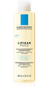 Косметика La Roche-Posay - линия Lipicar, уход за сухой кожей, уход за кожей при атопическом дерматите