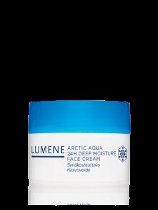Косметика Lumene - линия ARCTIC AQUA