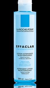 Косметика La Roshe-Posay - линия Effaclar - уход за жирной кожей, очищающие средства для жирной кожи, лосьоны