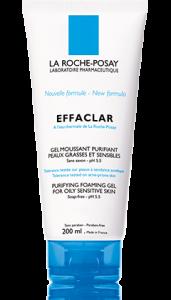Косметика La Roche-Posay - линия Effaclar - уход за жирной кожей, очищающие средства для жирной кожи.