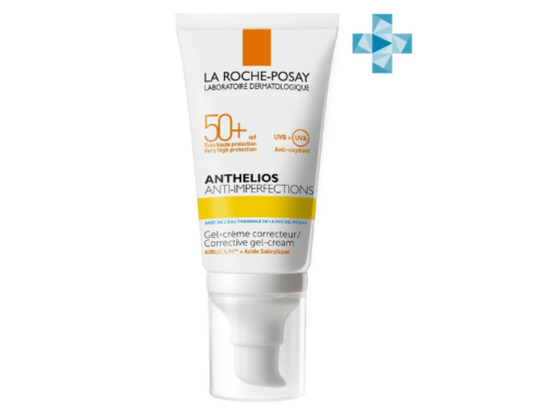 La Roche-Posay Anthelios XL защита от солнца для жирной кожи