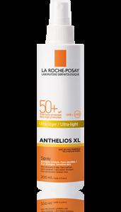 Косметика La Roche-Posay - линия Anthelios XL , солнцезащитные средства, солнцезащитные фильтры, уход за кожей тела