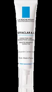 Косметика La Roche-Posay - линия Effaclar, уход за жирной кожей. Как избавиться от черных точек.