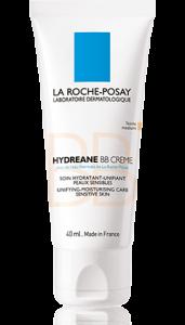 Косметика La Roche-Posay - линия Hydreane.Уход за чувствительной кожей, уход за обезвоженной кожей, ВВ-кремы