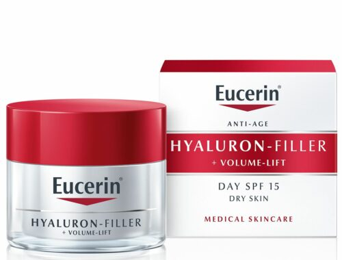 Eucerin Hyaluron-Filler Volume Lift для зрелой кожи