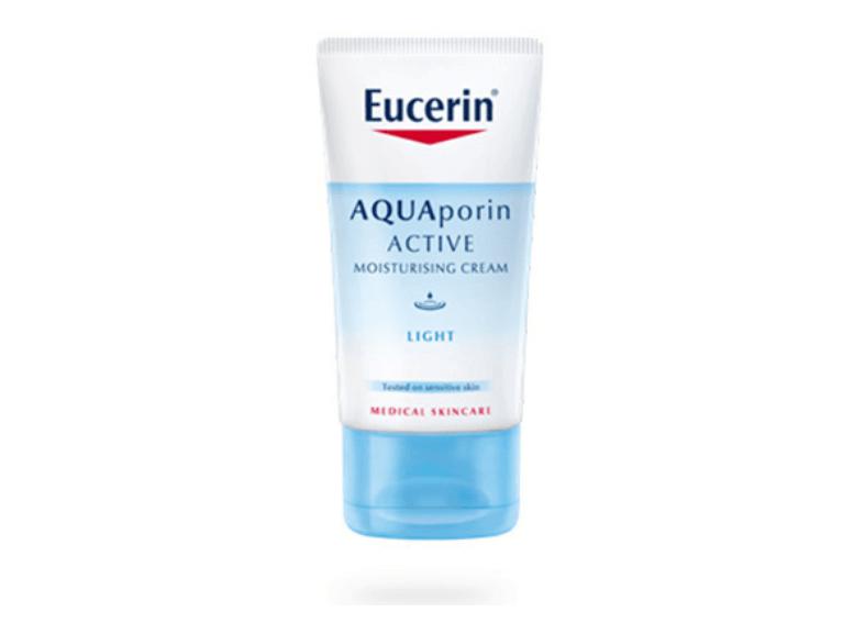 Eucerin AQUAporin увлажнение кожи
