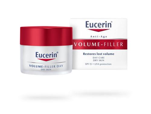 Eucerin Hyaluron-Filler от морщин, филлеры, заполнение морщин