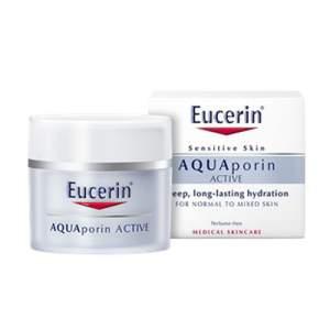 Косметика Eucerin - увлажнение кожи.Уход за обезвоженной кожей