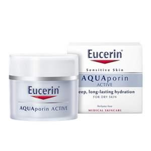 Косметика Eucerin - увлажнение кожи.Уход за обезвоженной кожей.