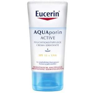 Косметика Eucerin - увлажнение кожи, уход за обезвоженной кожей