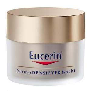 Косметика Eucerin - линия Dermodensifyer, восстановление эластичности и упругости зрелой кожи