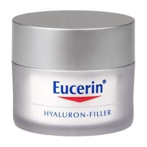 Косметика Eucerin - линия Hyaluron-Filler, гиалуроновая кислота, увлажнение кожи
