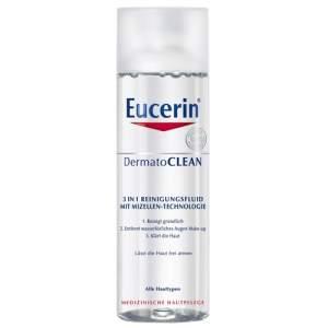 Косметика Eucerin - мицеллярная вода, очищающие средства