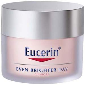 Косметика Eucerin - линия EVEN BRIGHTER. Отбеливание пигментации.
