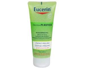 Косметика Eucerin - уход за жирной кожей.Очищающие средства для жирной кожи, пилинг.