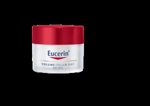 Косметика Eucerin - линия Volum-Filler, косметика против старения кожи, гиалуроновая кислота, филлеры