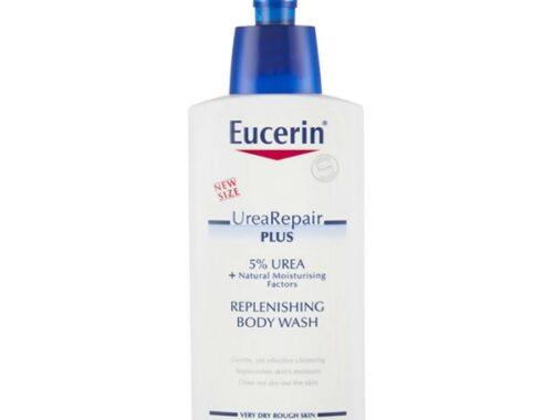 Eucerin с мочевиной для сухой кожи тела