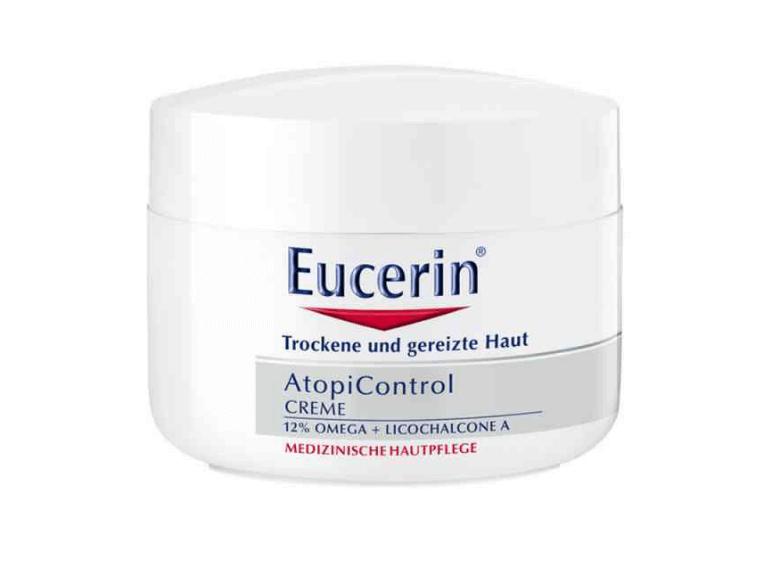 Eucerin AtopiControl для сухой и раздраженной кожи