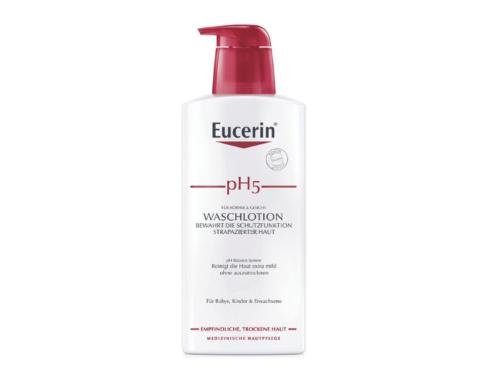 Eucerin pH5 для чувствительной кожи лица и тела