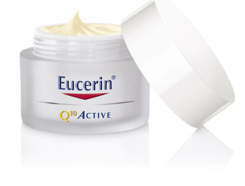 Eucerin Q10 Active для зрелой кожи лица, коэнзим ку 10