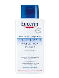 Косметика Eucerin - линия Urea, уход за сухой кожей, мочевина в косметике