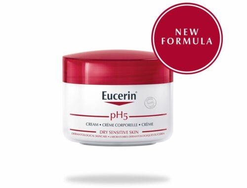 Восстановление рН кожи лица Eucerin pH5