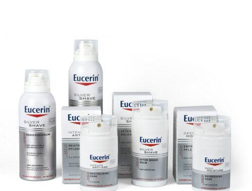 Средства для бритья Eucerin Men , мужская косметика