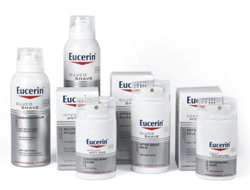 Средства для бритья Eucerin Men