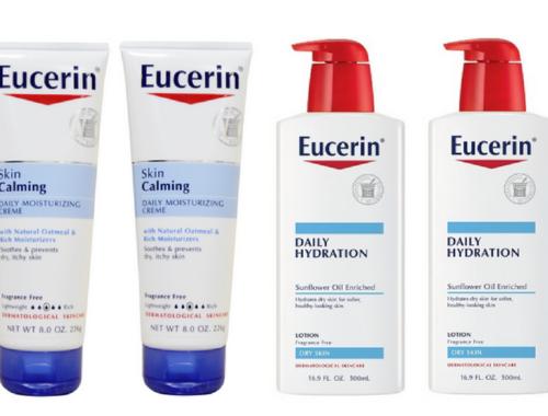 Eucerin - отзывы и итоги, разбор состава косметики