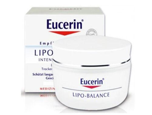 Eucerin для сухой и поврежденной кожи