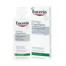 Косметика Eucerin - уход за кожей головы, шампунь против перхоти
