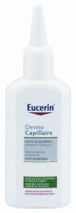 Косметика Eucerin - линия DermoCapillaire, уход за кожей головы, средства против перхоти