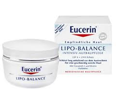 Косметика Eucerin - NEW, уход за сухой, чувствительной и поврежденной кожей лица