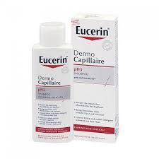 Косметика Eucerin - уход за кожей головы, шампунь для чувствительной кожи