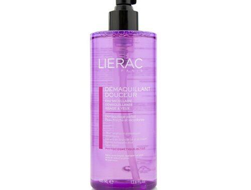 Lierac - косметика из аптеки. Средства для снятия макияжа, мицеллярная вода