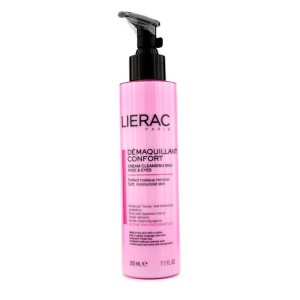 Косметика Lierac - очищающие средства