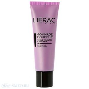 Косметика Lierac - очищающие средства, скраб