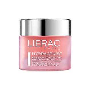 Косметика Lierac - линия Hydragenist, увлажнение кожи, кислородный крем