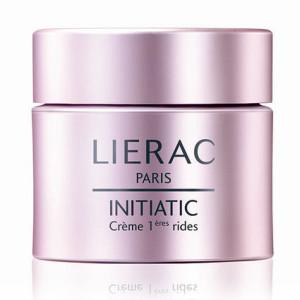 Косметика Lierac - линия Initiatic, косметика против старения кожи, средства от первых морщин
