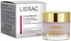 Косметика Lierac - линия против старения COHERENCE, косметика против старения кожи