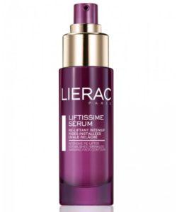 Косметика Lierac - линия Liftissime - косметика anti-age, косметика против старения кожи, активные сыворотки, отдушки в косметике