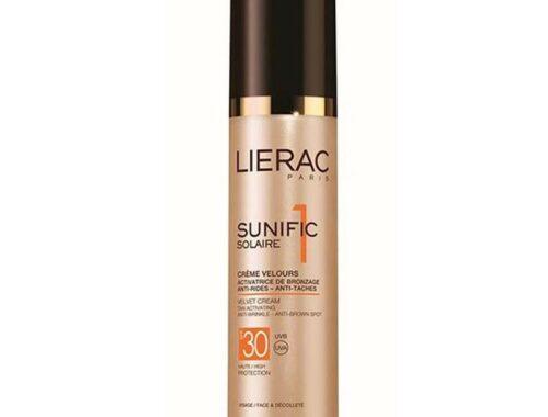 Lierac SUNIFIC солнцезащитная серия
