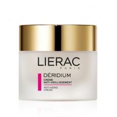 Косметика Lierac - линия Deridium, крем от морщин, профилактика старения кожи, косметика anti-age