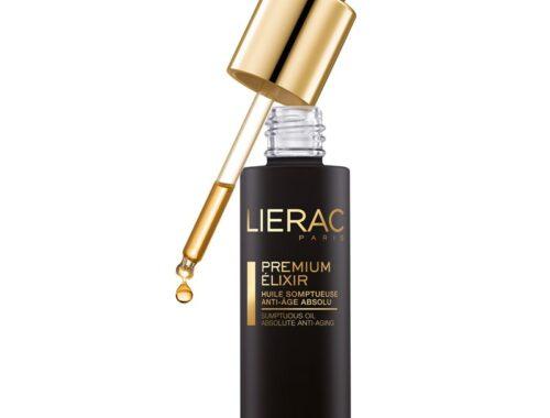 Lierac Premium средства anti-age, косметика против старения кожи, масло-эликсир от глубоких морщин